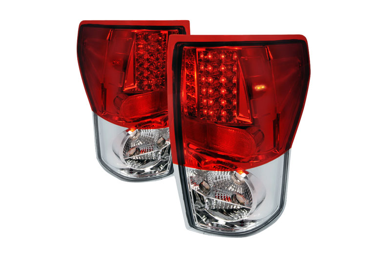 2010 Toyota Tundra Aftermarket Tail Lights