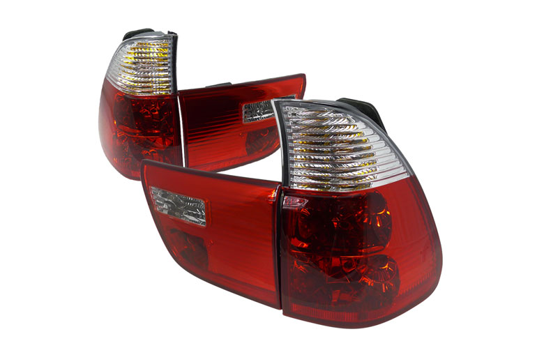 2000 BMW X5 Aftermarket Tail Lights