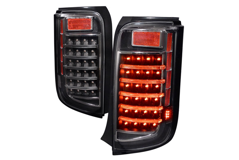 2009 Scion xB Aftermarket Tail Lights