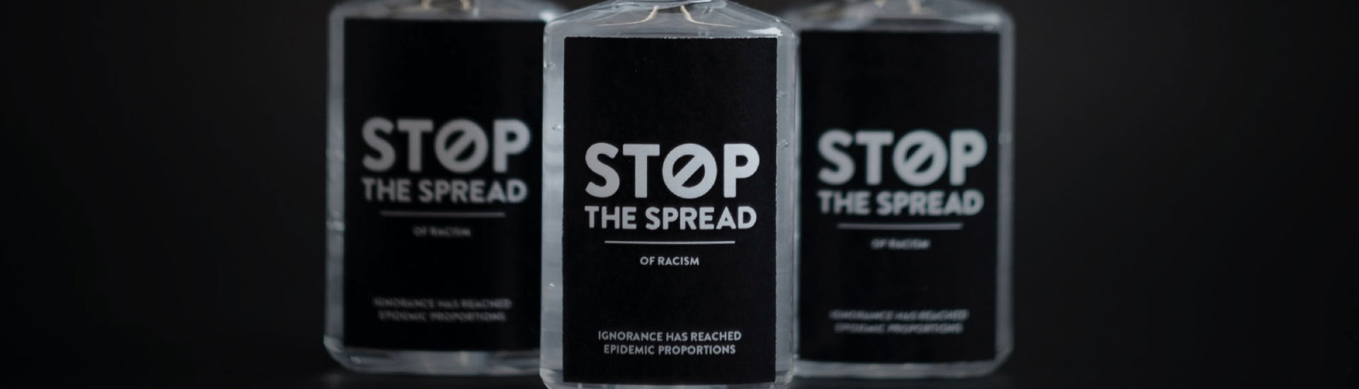 Stop the Spread Health Signage