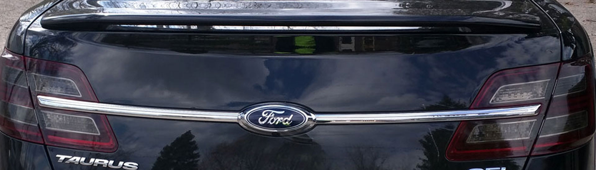 Ford Taurus Tail Light Tint Film Covers