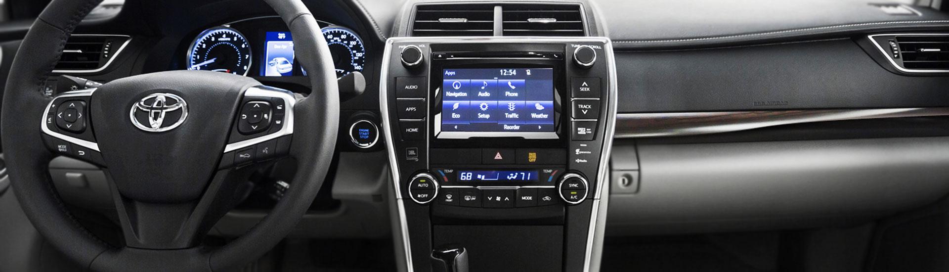 Toyota Camry Custom Dash Kits