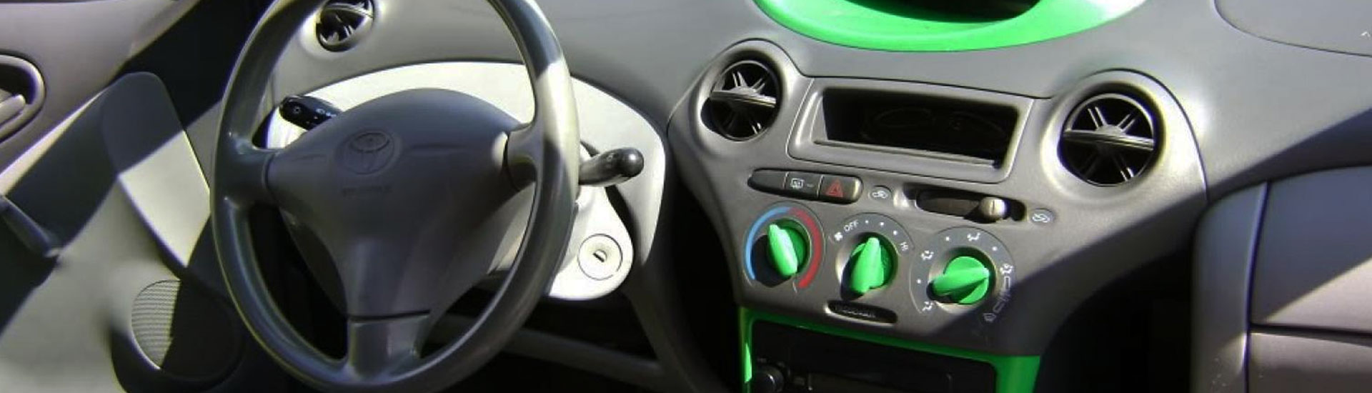 Toyota Echo Dash Trim Kits
