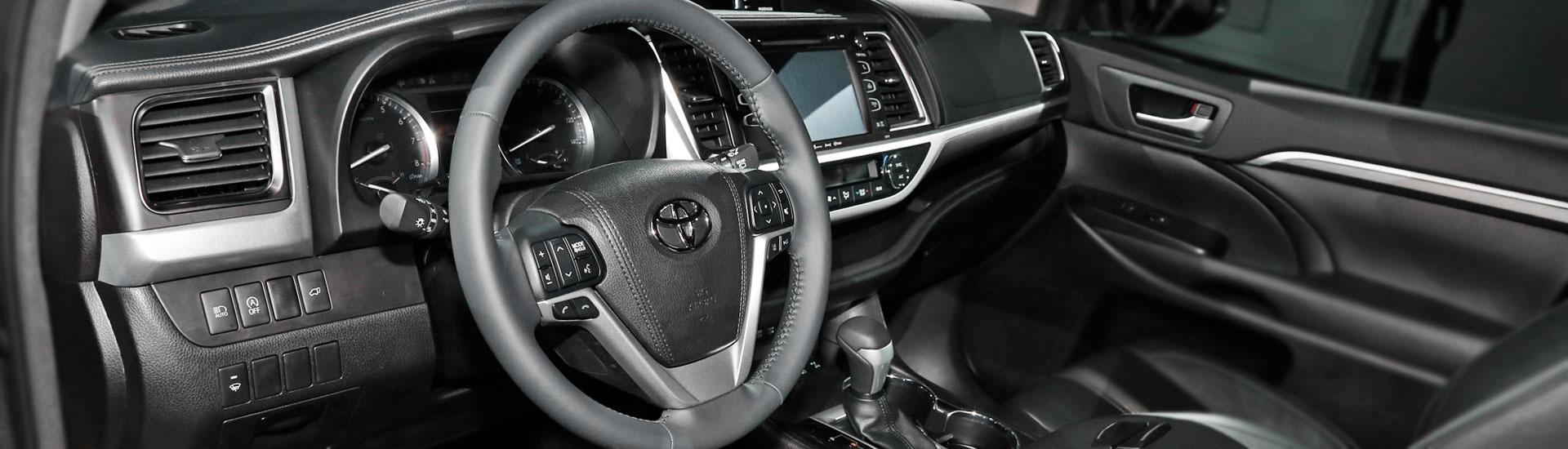 Toyota Highlander Dash Kits Custom Toyota Highlander Dash Kit