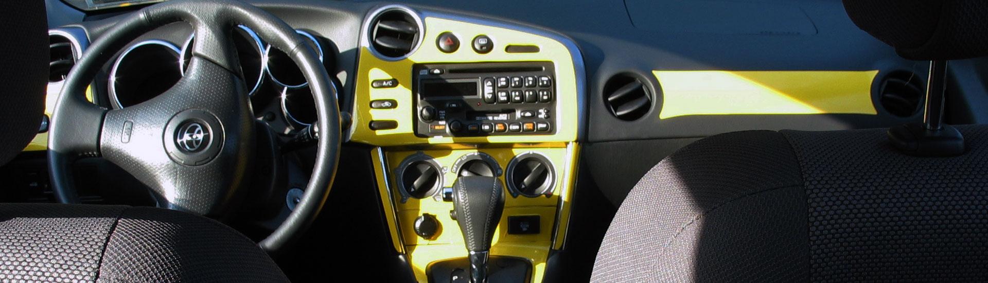 Toyota Matrix Dash Kits Custom Toyota Matrix Dash Kit