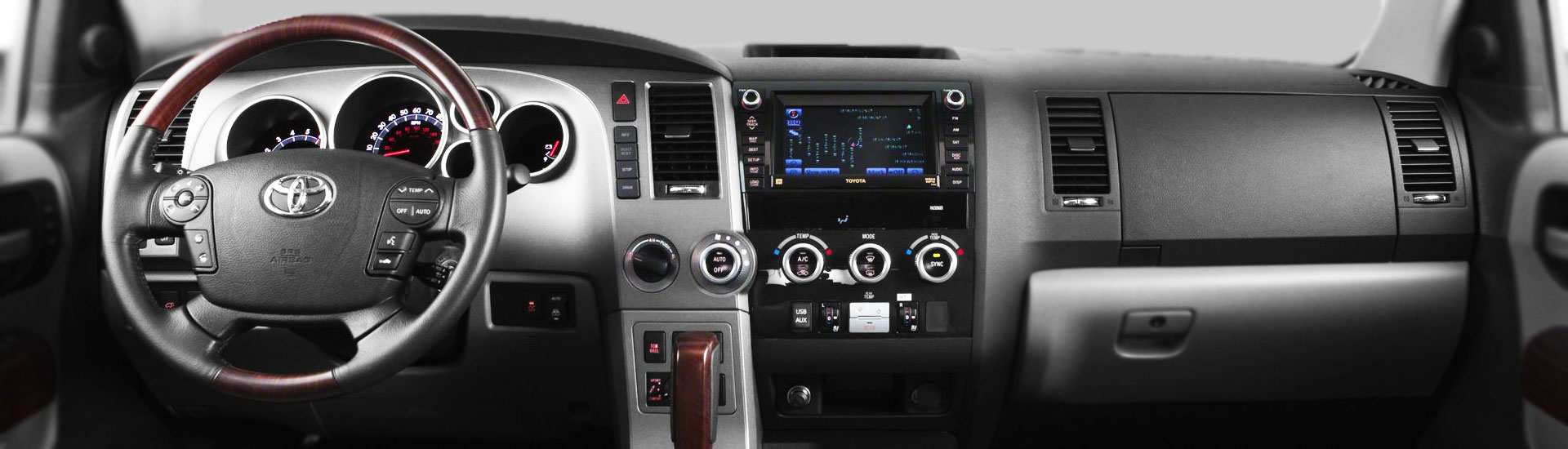 toyota sequoia dash kits custom toyota sequoia dash kit