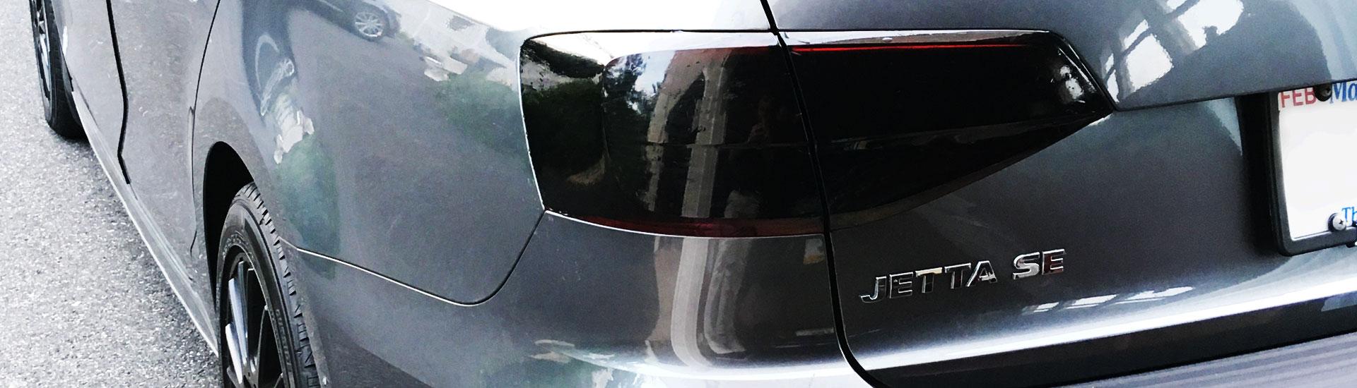Volkswagen Jetta Tail Light Tint Covers