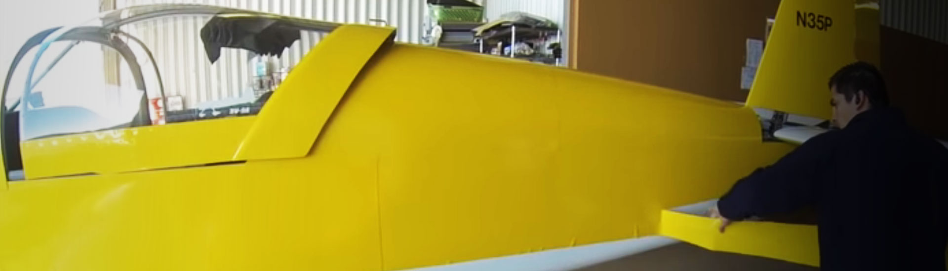 Aircraft and Plane Wraps