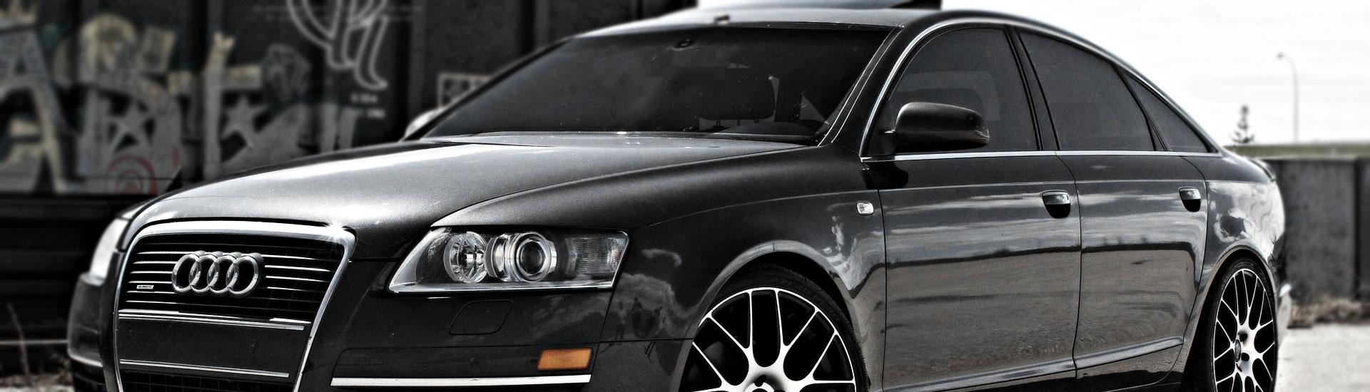 Audi A6 Window Tint Kit | DIY Precut Audi A6 Window Tint Black Tinted Audi A on honda accord tinted, audi s5 tinted, audi a3 tinted, nissan altima tinted, jeep grand cherokee tinted, audi a4 avant tinted,