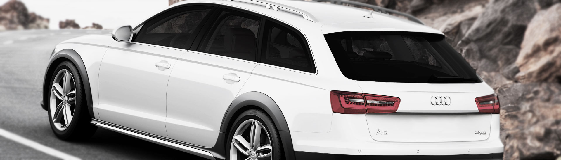 Audi Allroad Window Tint