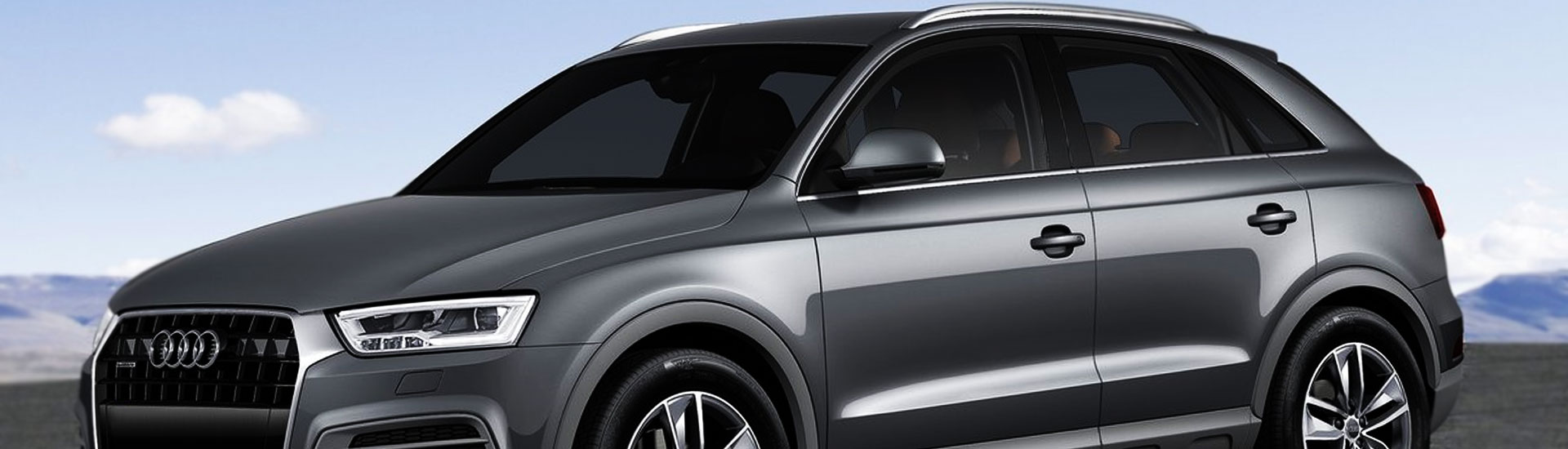 Audi Q3 Window Tint
