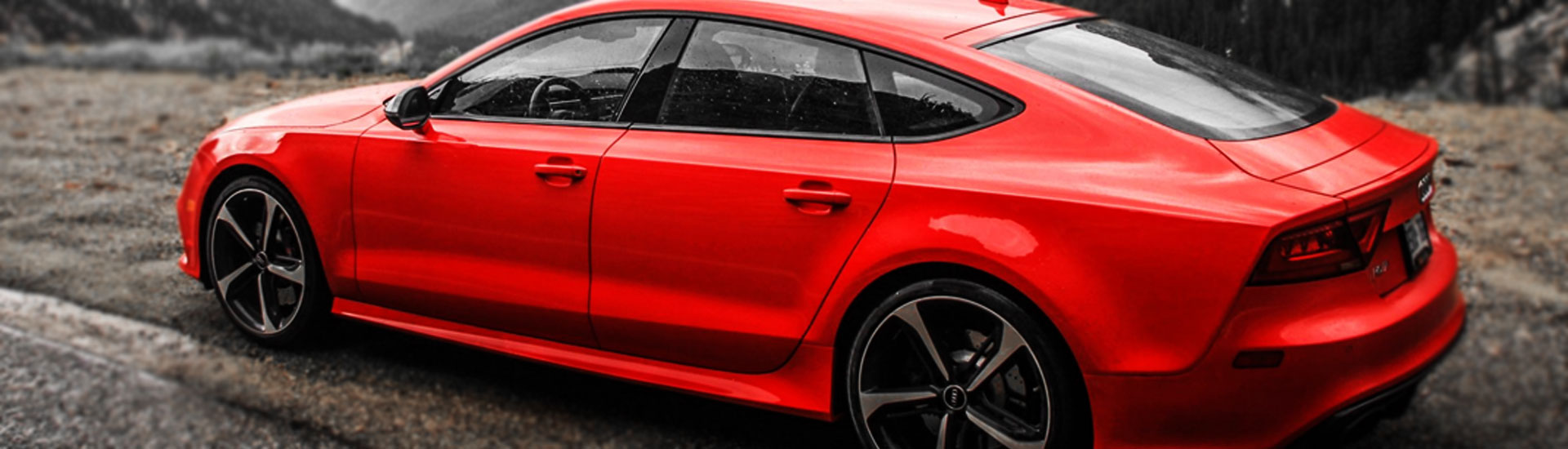 Audi RS7 Window Tint