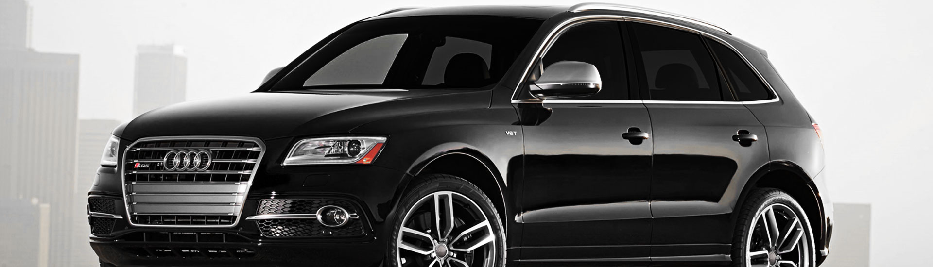Audi SQ5 Window Tint