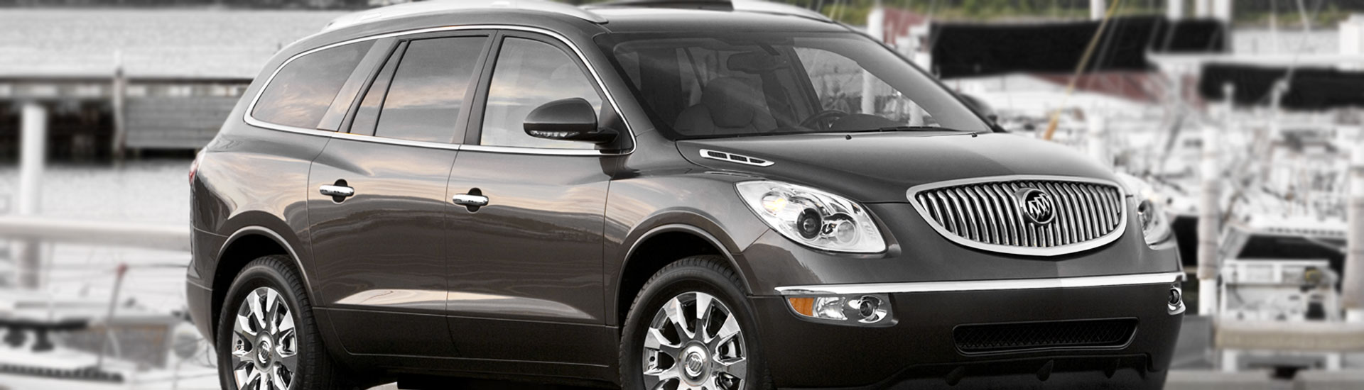 Buick Enclave Window Tint