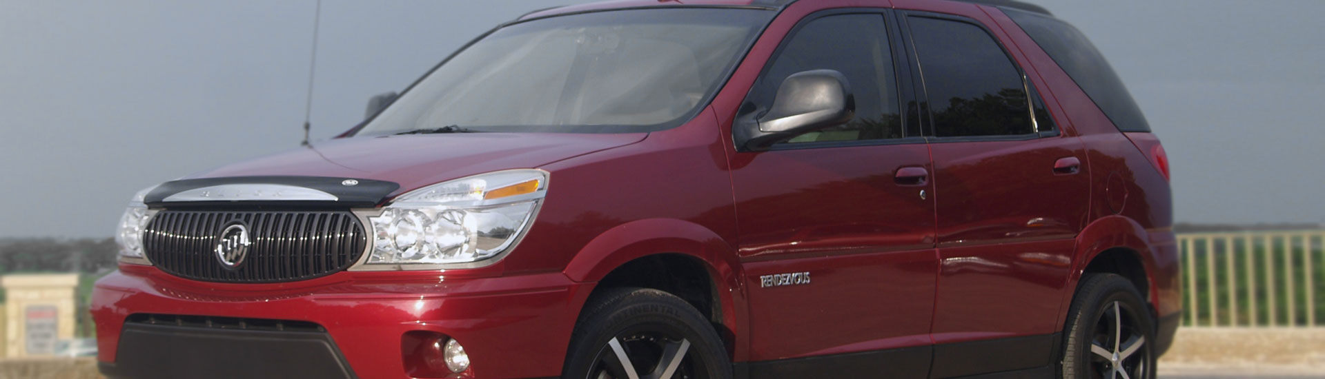 Buick Rendezvous Window Tint
