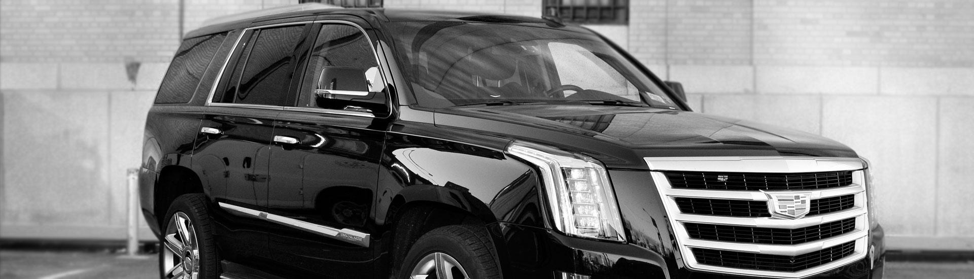 Cadillac escalade window tint