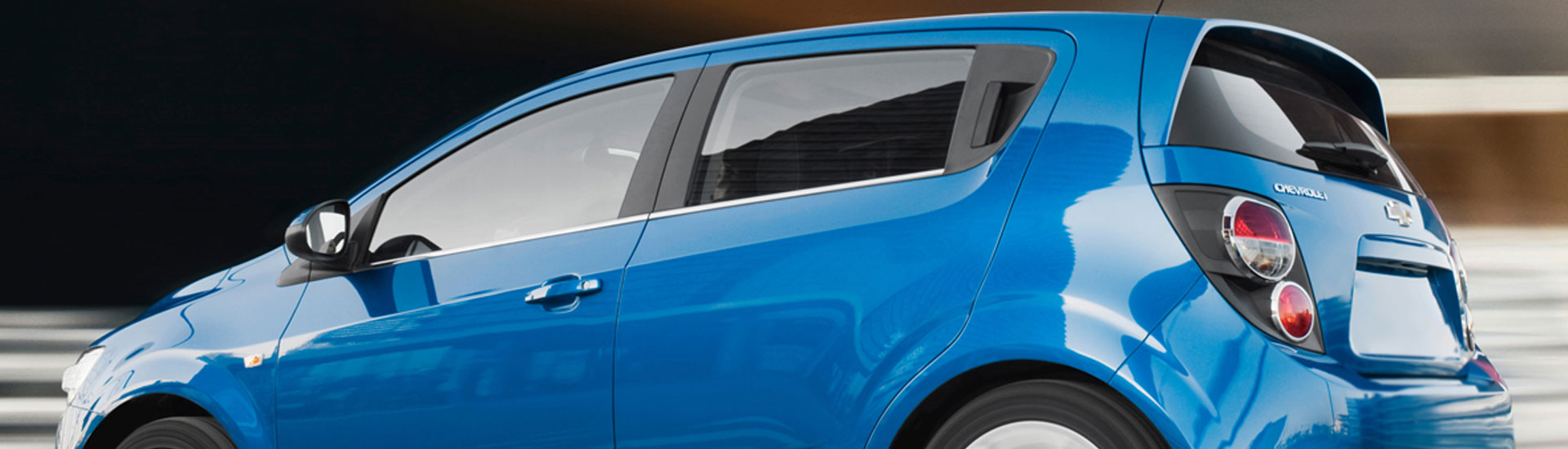 Chevrolet Aveo Window Tint