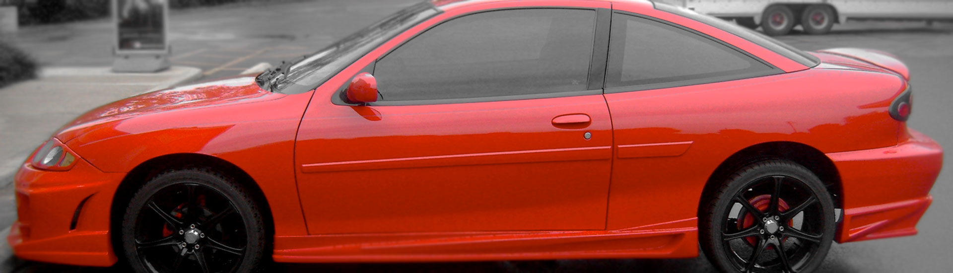 Chevrolet Cavalier Window Tint