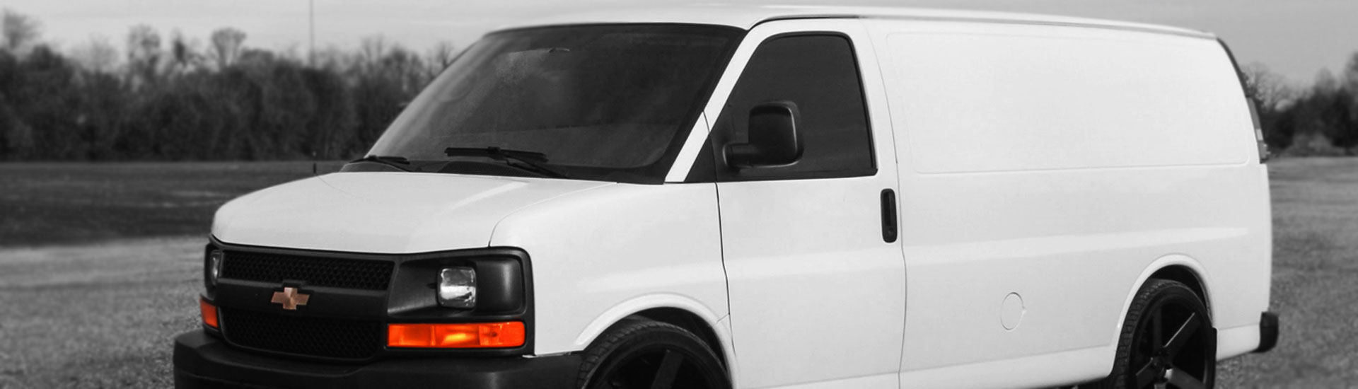 Chevrolet Express Window Tint
