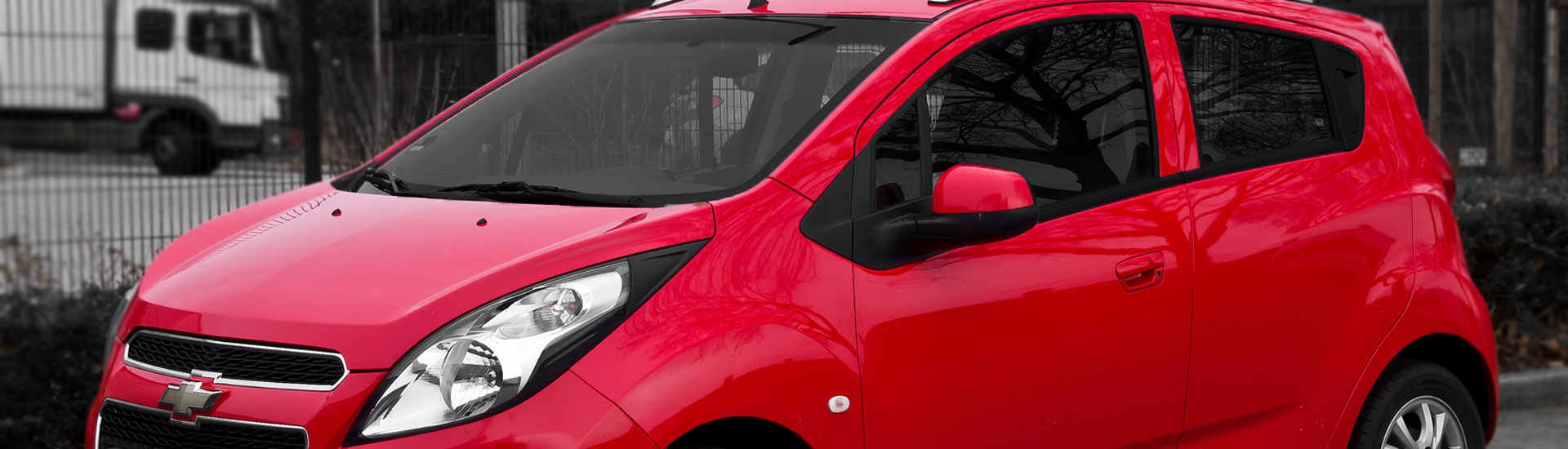 Chevrolet Spark Window Tint