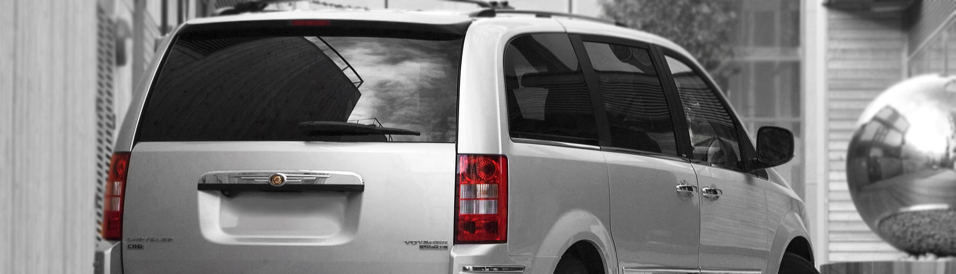 Chrysler Voyager Window Tint