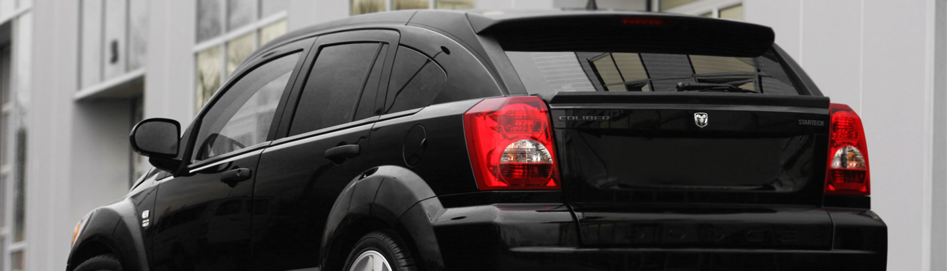 Dodge Caliber Window Tint