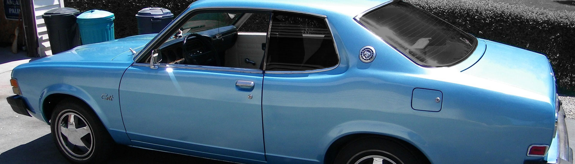 Dodge Colt Window Tint