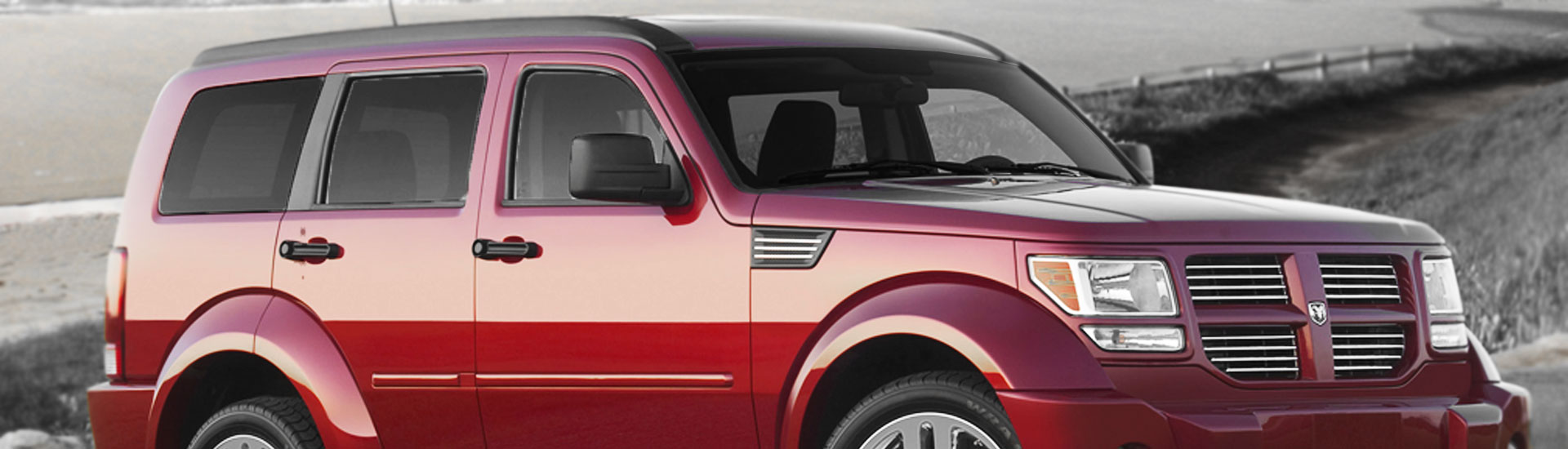Dodge Nitro Window Tint
