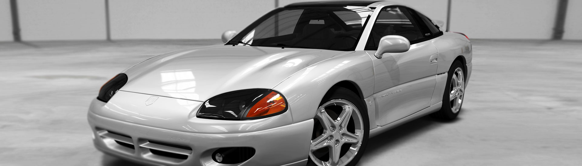 Dodge Stealth Window Tint