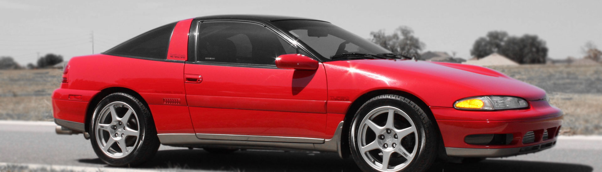 Eagle Talon Window Tint