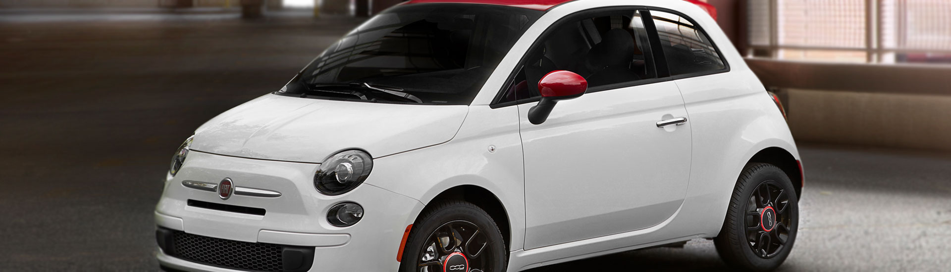 2019 Fiat 500e Window Tint