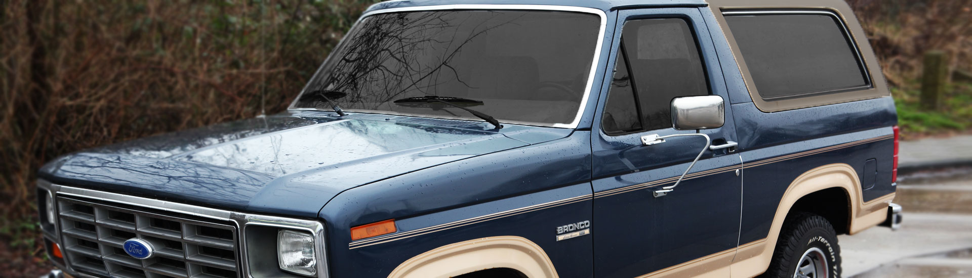 Ford Bronco Window Tint