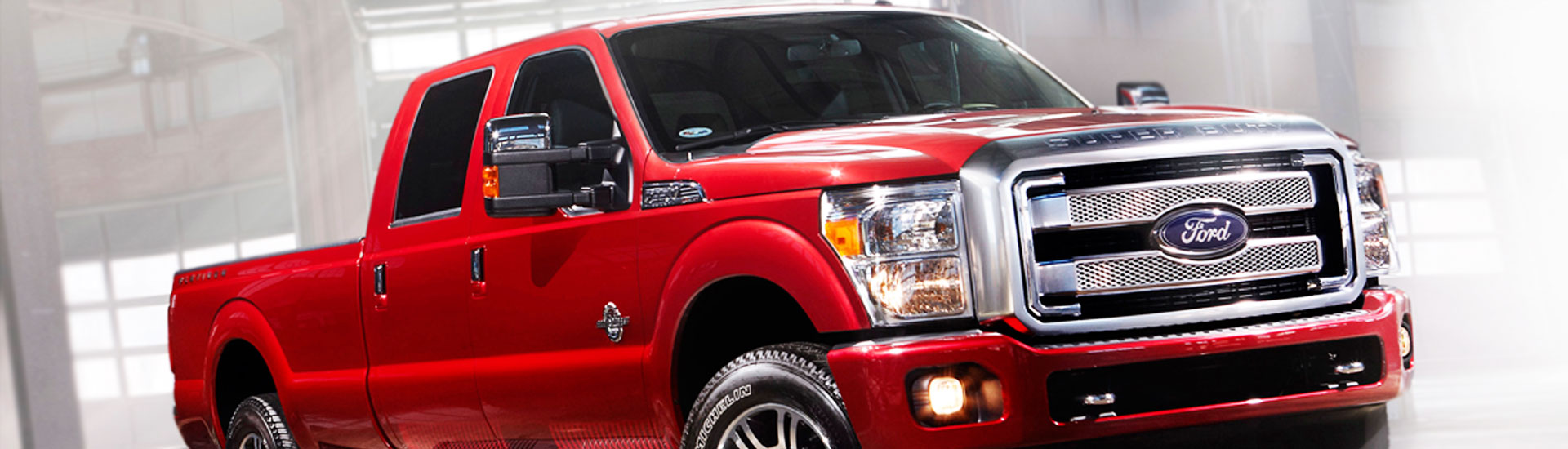 Ford F-350 Window Tint