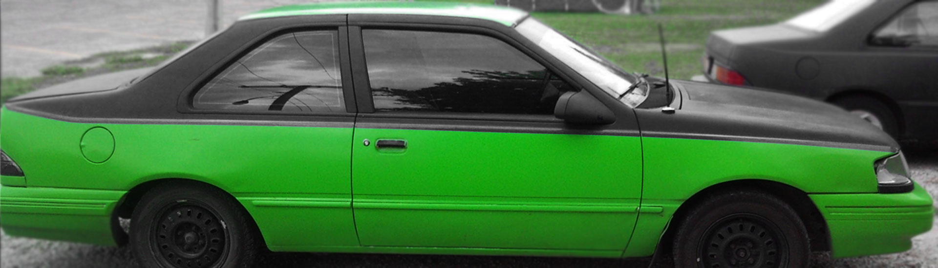Ford Tempo Window Tint