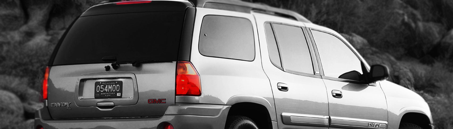 GMC Envoy Window Tint