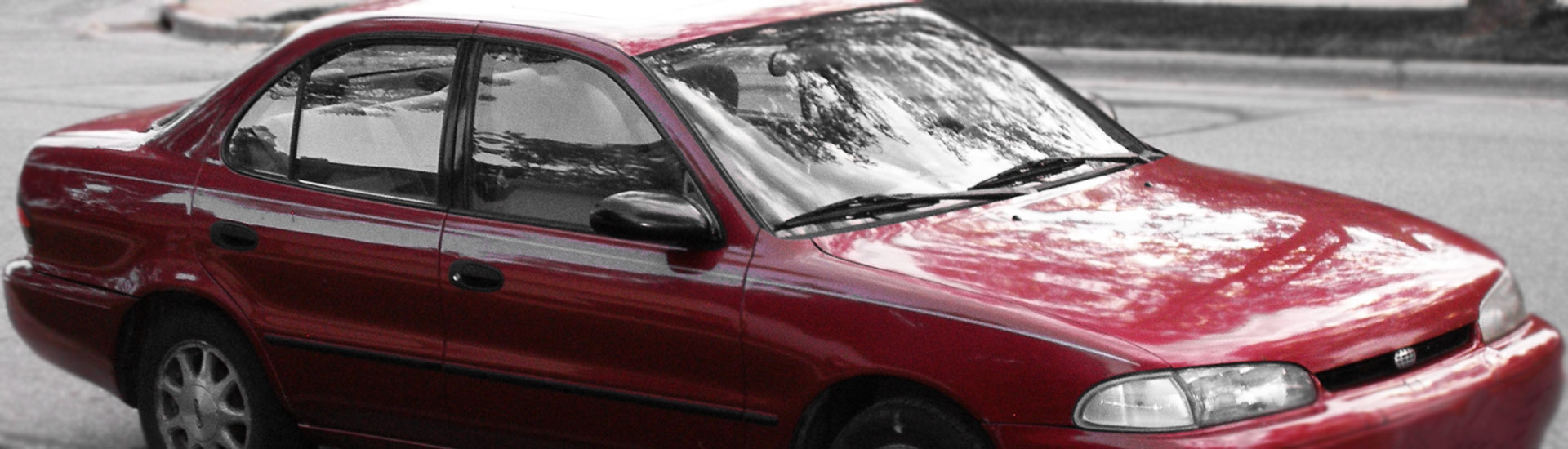 Geo Prizm Window Tint