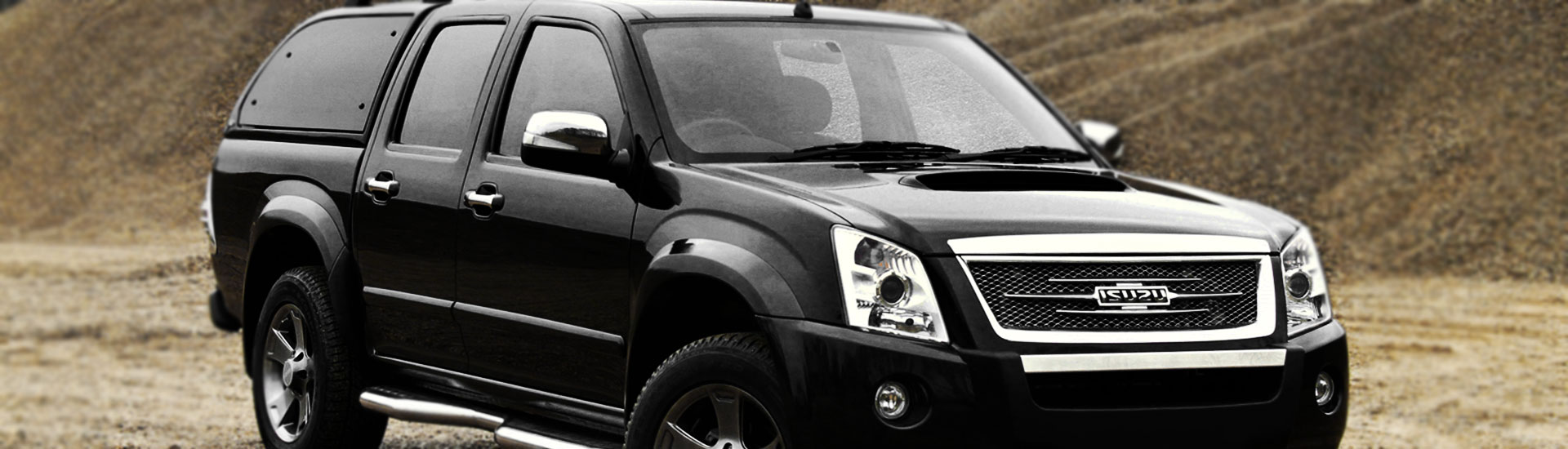 Isuzu Rodeo Window Tint
