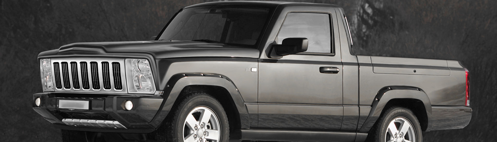 Jeep Comanche Window Tint