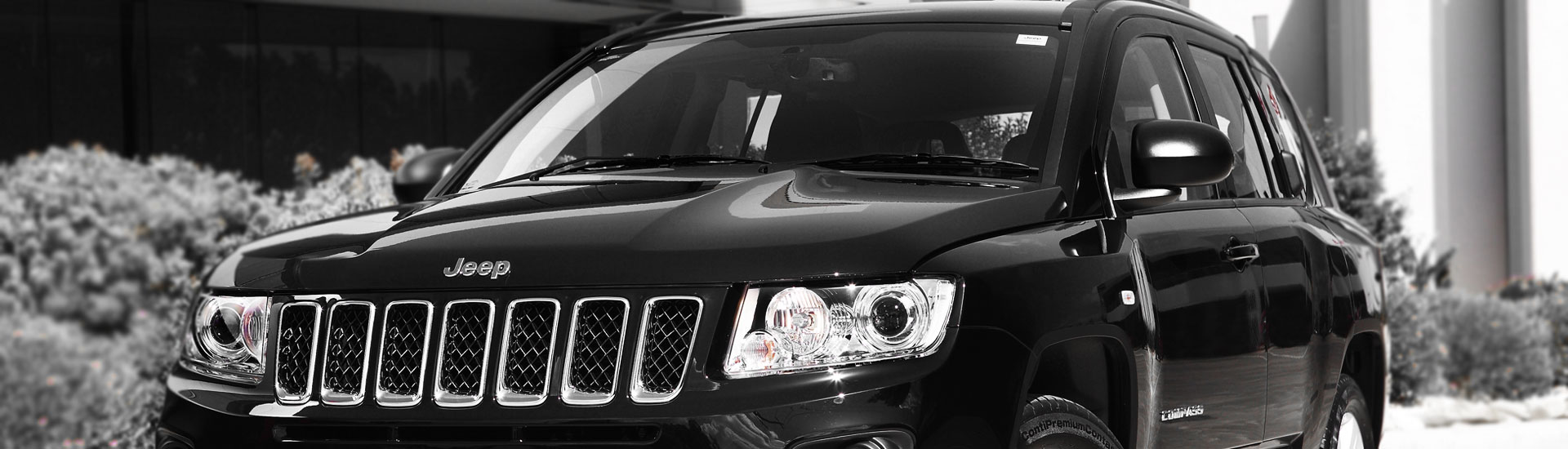 Jeep Compass Window Tint