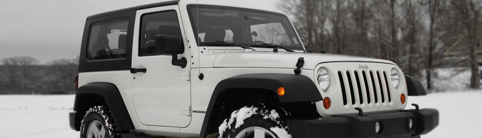 Jeep Wrangler Window Tint