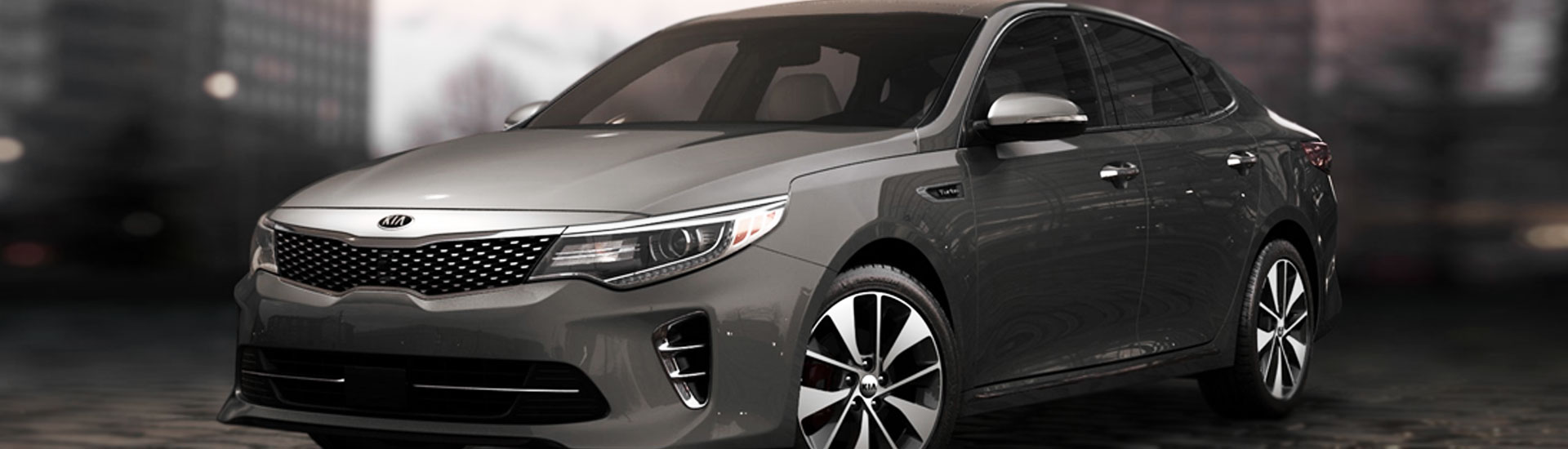 Kia Optima Window Tint