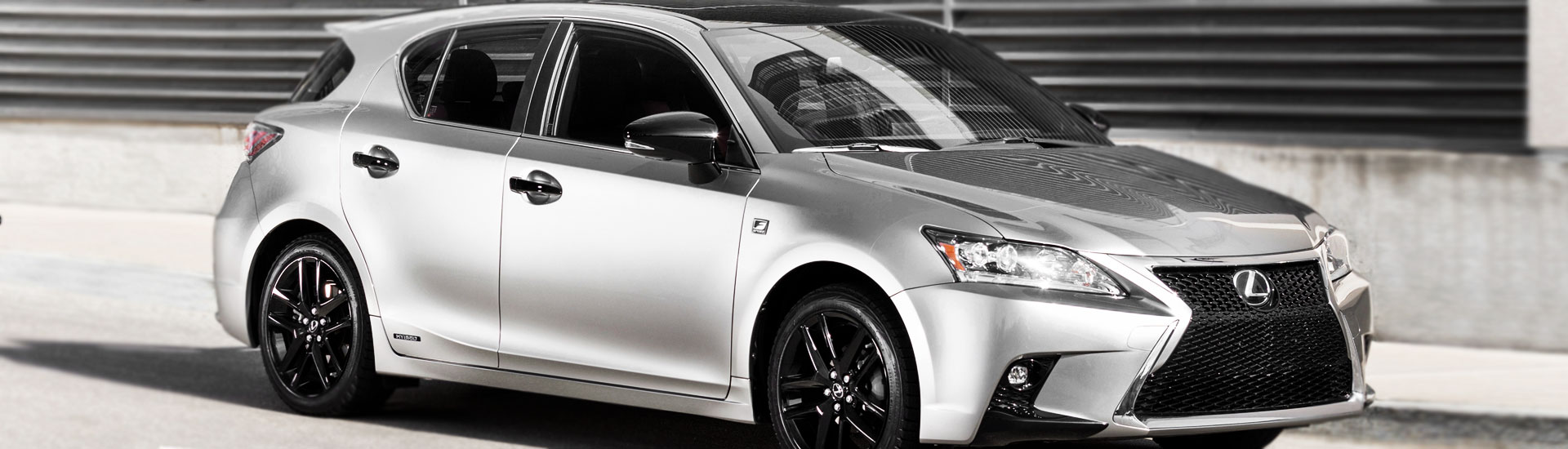 Lexus CT Window Tint