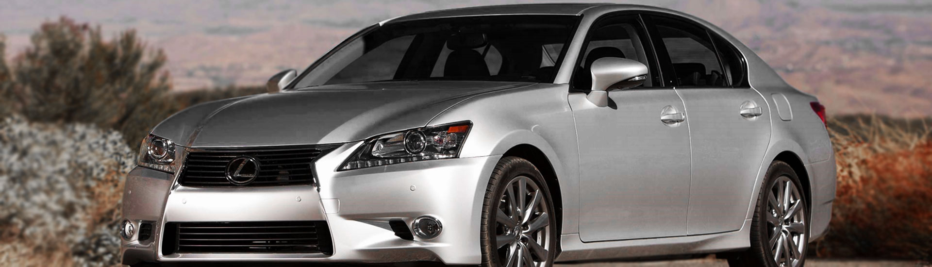 Lexus GS Window Tint
