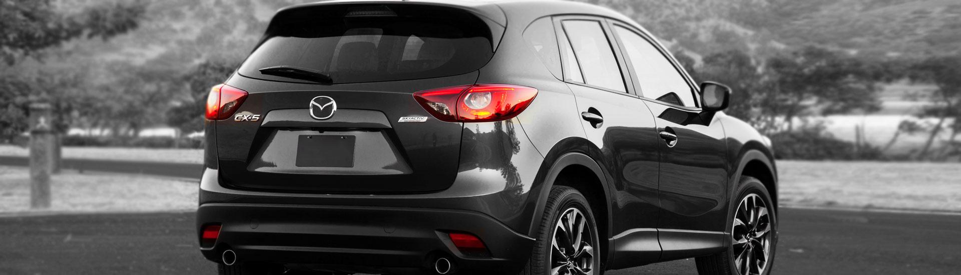 Mazda CX-5 Window Tint