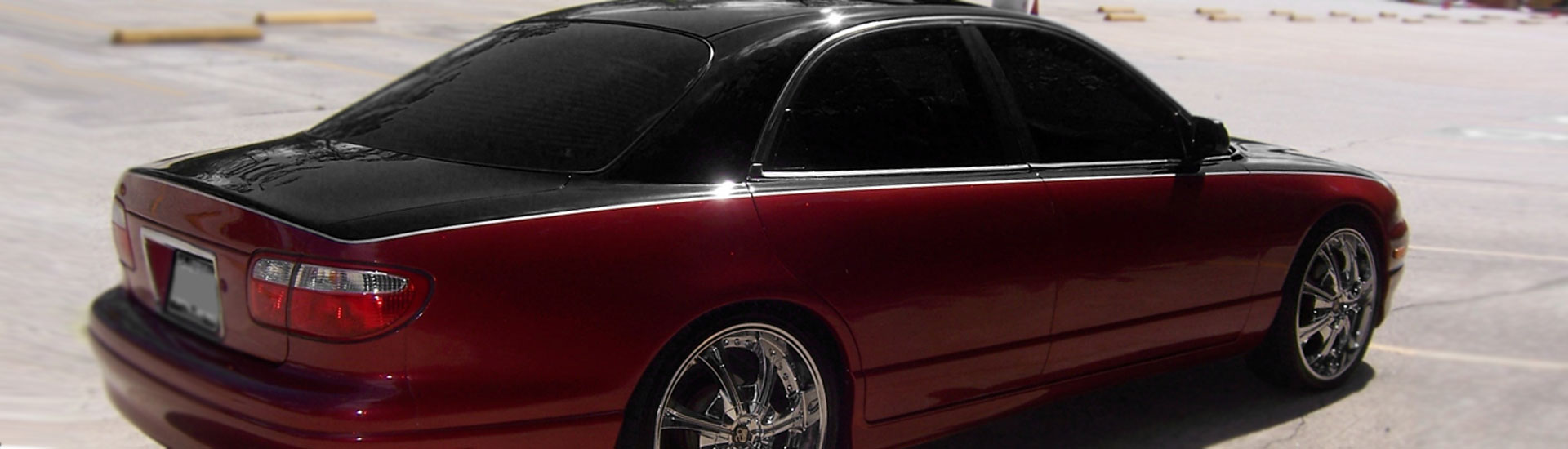 Mazda Millenia Window Tint