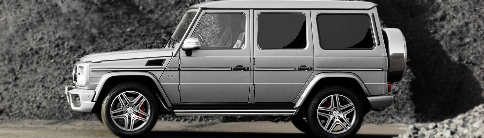Mercedes benz g class window tint kit diy precut for Mercedes benz window tint