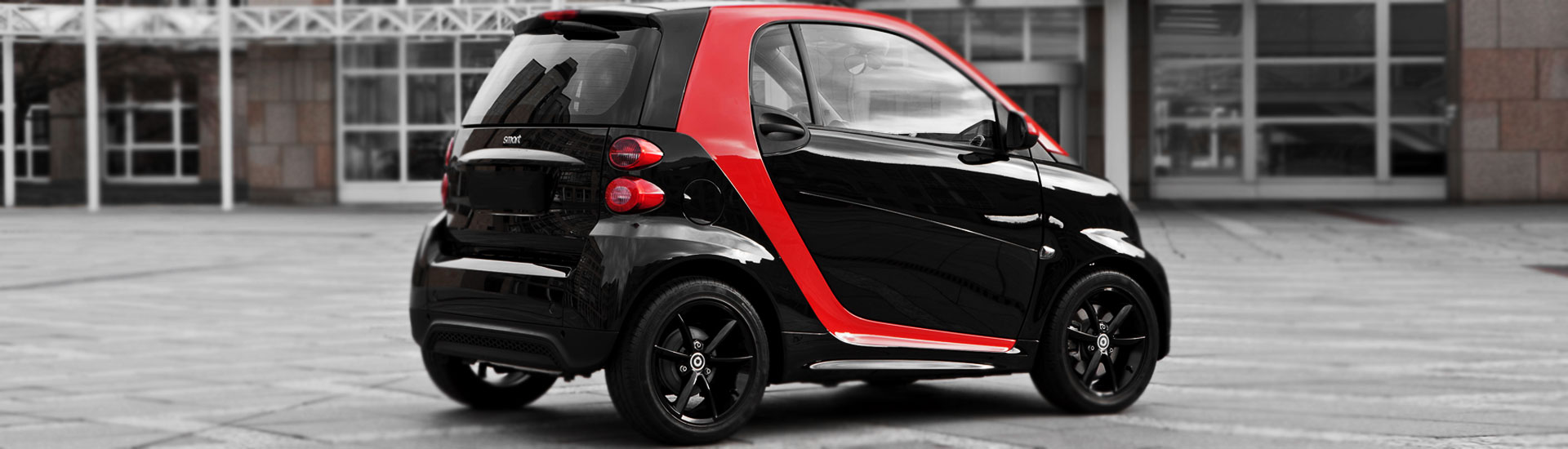 SMART Fortwo Window Tint