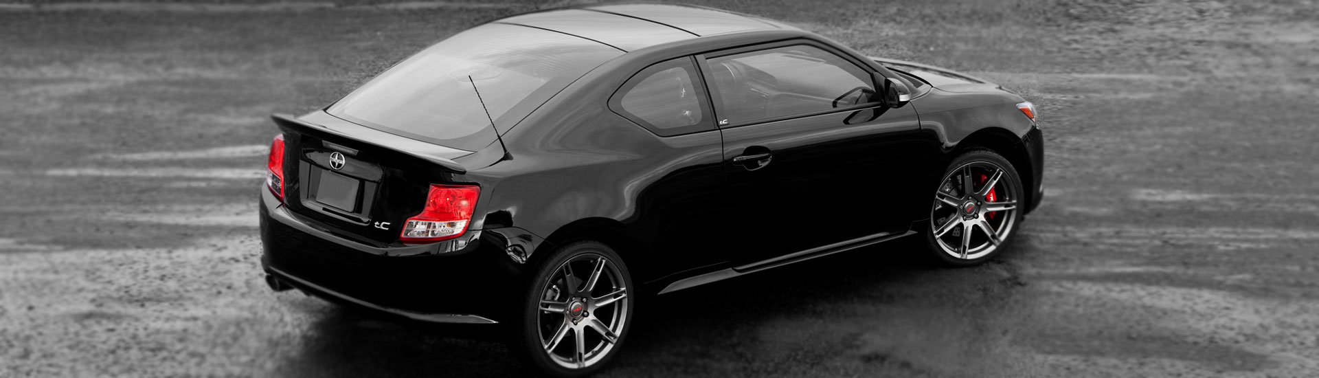 Scion tC Window Tint
