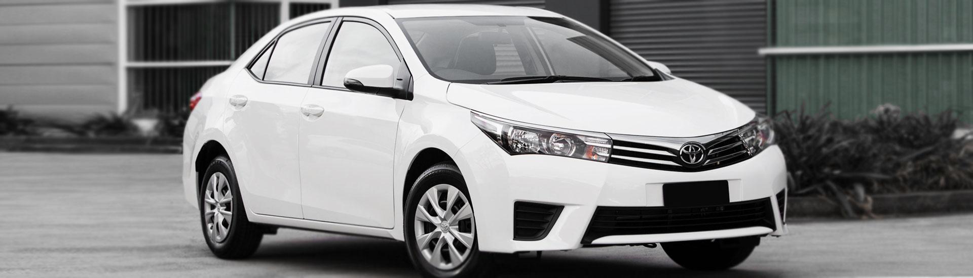 Toyota corolla window tint