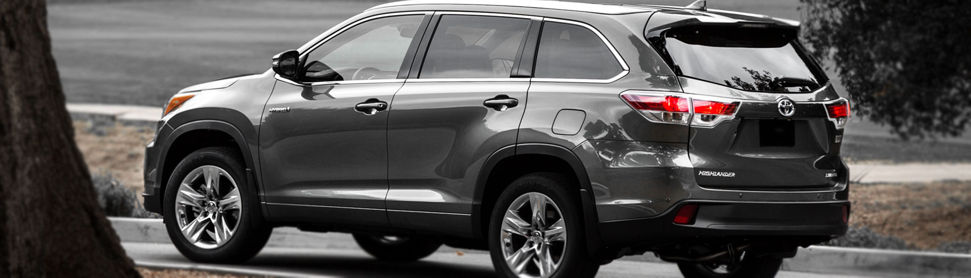 Toyota Highlander Window Tint